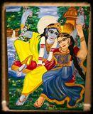 Eternal divinity original oil painti