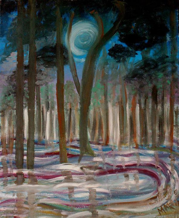 Moonlight - Maria Aslam