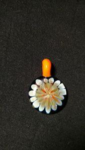 Glass pendant