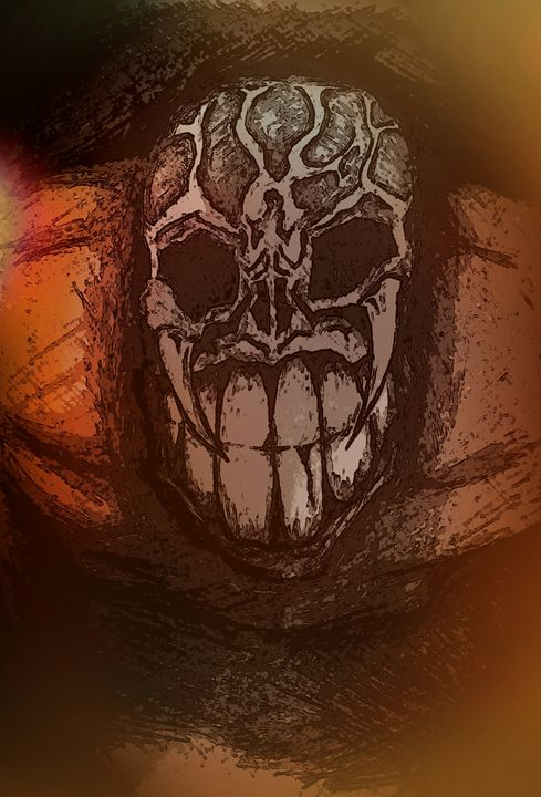 Monster in the Dark - Untraditional