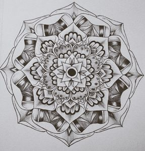 Pen Mandala