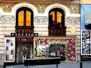 Tattoo Parlour, Madrid, 2014