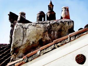 Chimney Pots, Madrid, 2014