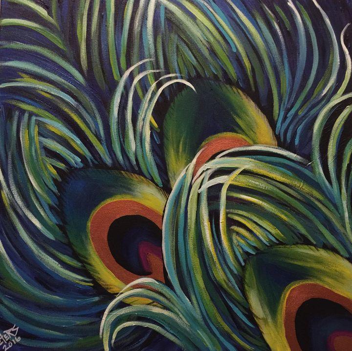 Mardi Gras - AcrylicArtistry