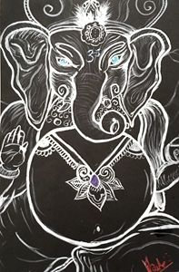 Peace of Ganesh