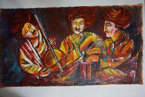 Indian Musicion