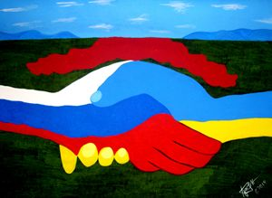 Peace for Russia and Ukraine