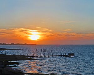 Pamlico Sunset
