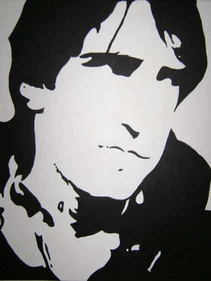 Trent Reznor - Paintings