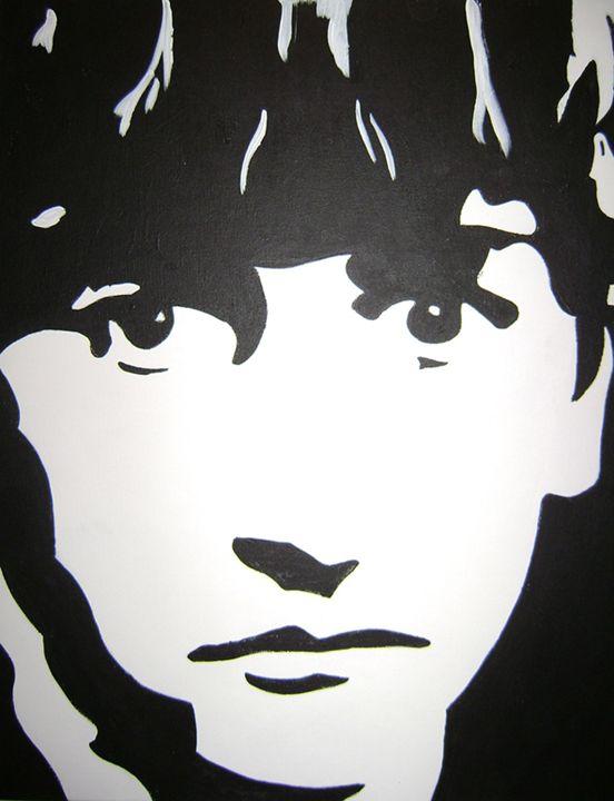 Ringo Starr - Paintings
