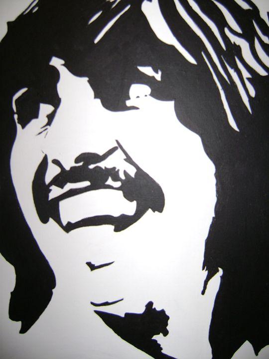 George Harrison - Paintings