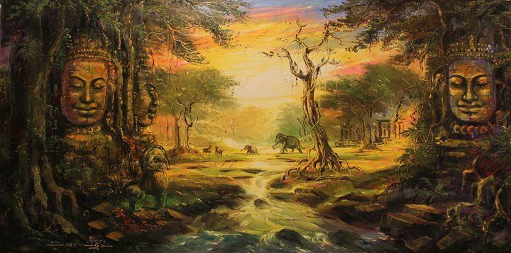 Life's Journey - World Art Galleria