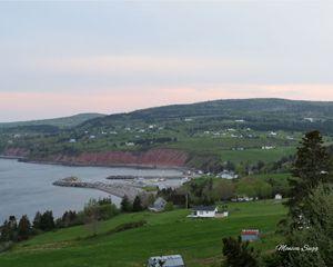 Evening at Ballantynes Cove
