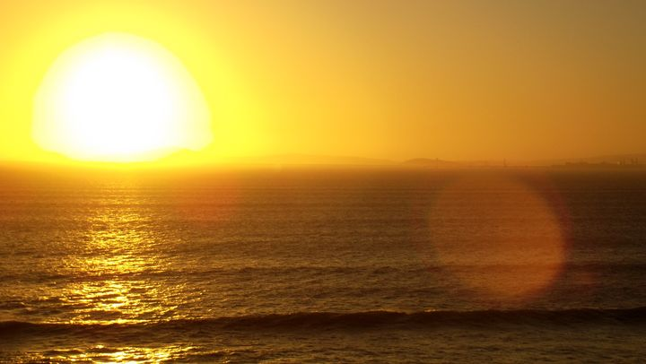 Sunset -  Garciadodgen