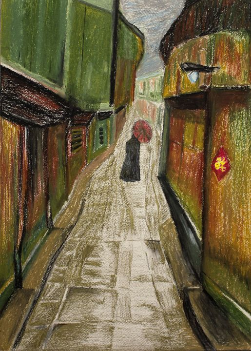 Alley - Sha Liao Art
