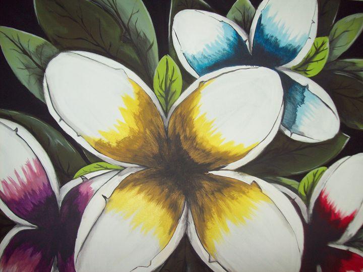 Flower color - Graphicsandpigments