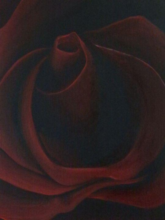 Rosy Mood - Graphicsandpigments