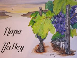 Beautiful Napa Valley 649