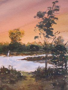 Creek Scene 647
