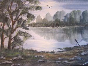 Sailing the Lake 636