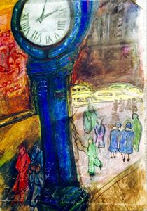 Clock - Deansart