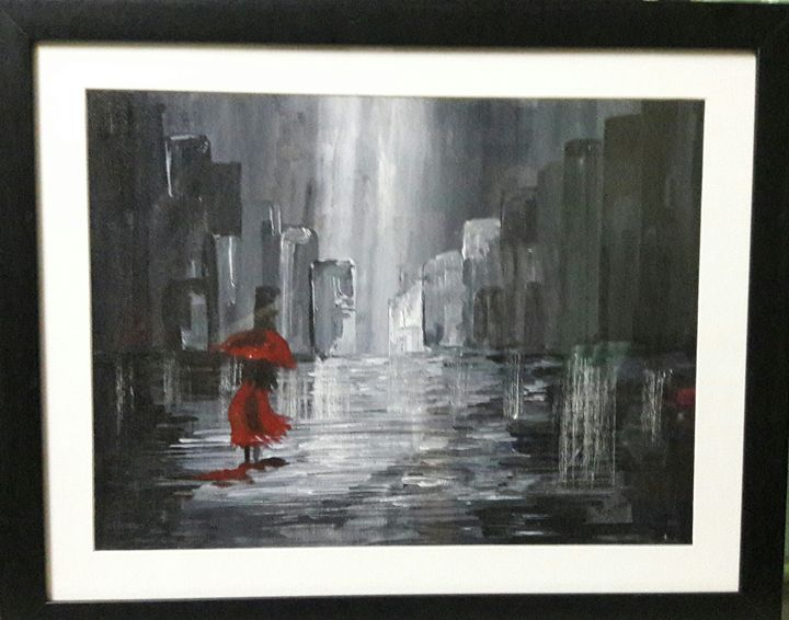 November Rains - ArtHub