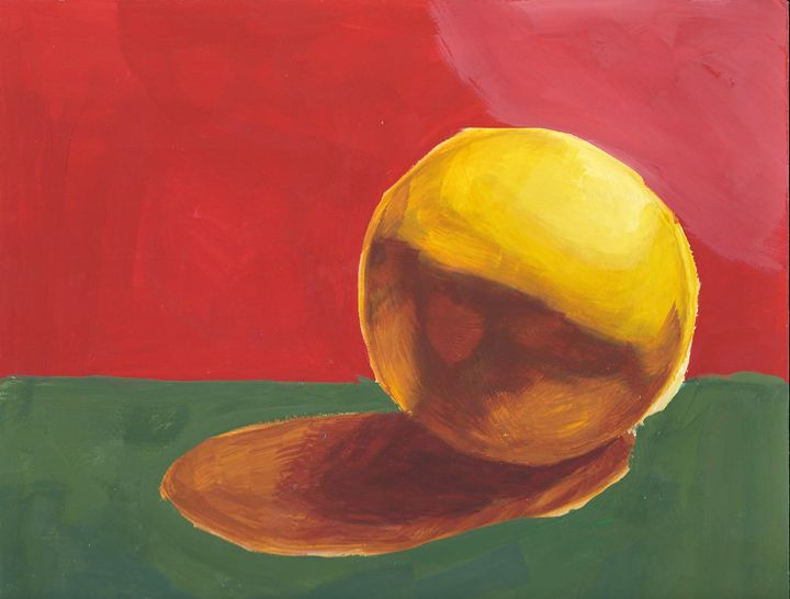 Sphere Study - Alec Carr