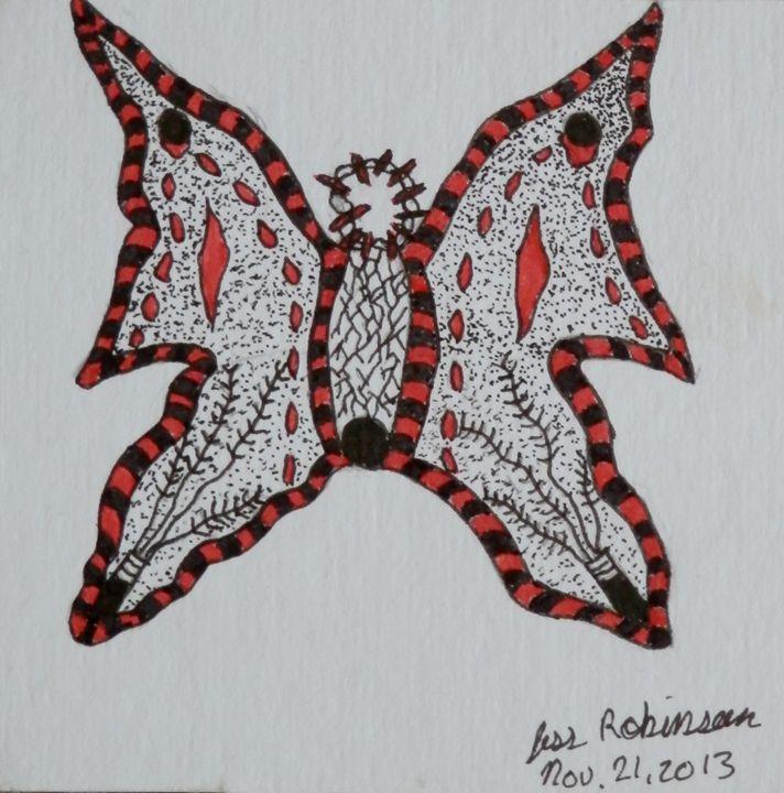 Sacrificial Butterfly - SteamAngel Gallery