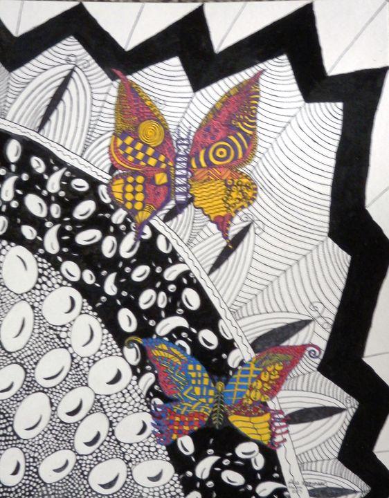 Harvest Butterflies - SteamAngel Gallery