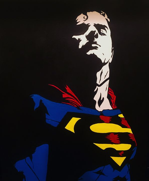 Man Of Steel - Silhouettes