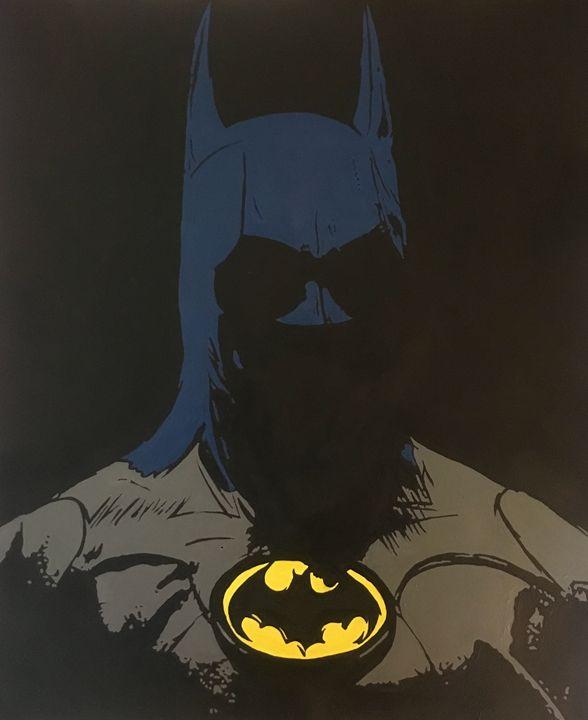 The Dark Knight - Silhouettes