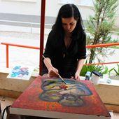 Mirjana's art