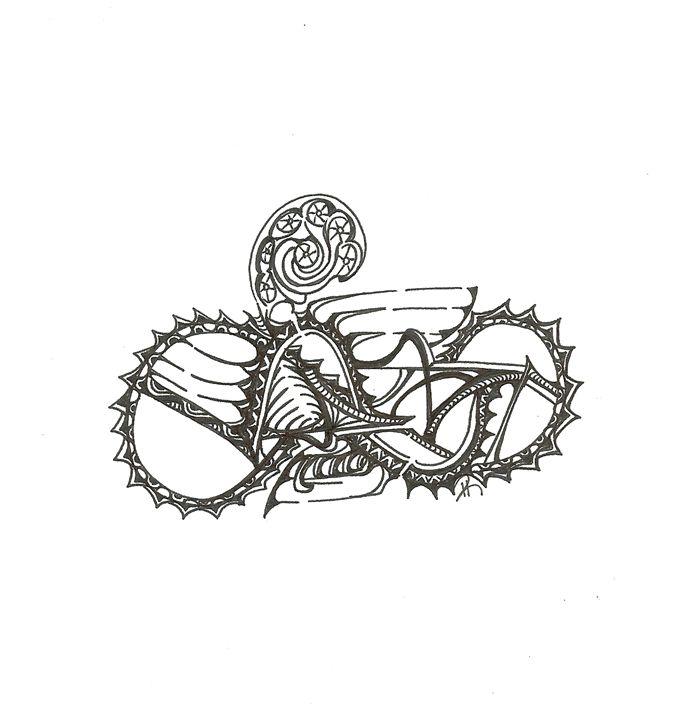 Bike - Hollie Robinson