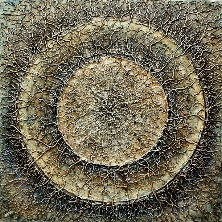 Birth of Infinity - Mix Lang Art