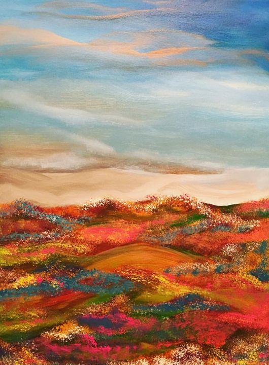 Candy Land - Art By Wendy
