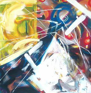 Fifth Dimension by Levente Torok