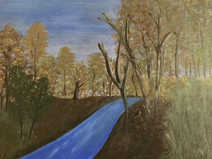 Peace like a river - Julie Ray