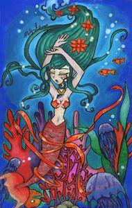 The Golden Mermaid