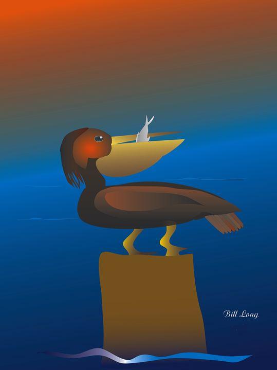 Mr. Pelican - Dr. Bill Long