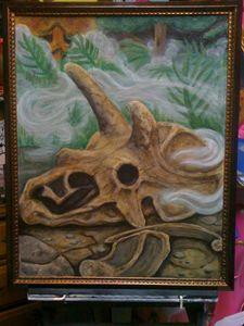 triceratops oblivion