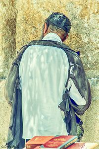 Jerusalem Old - Photo Art