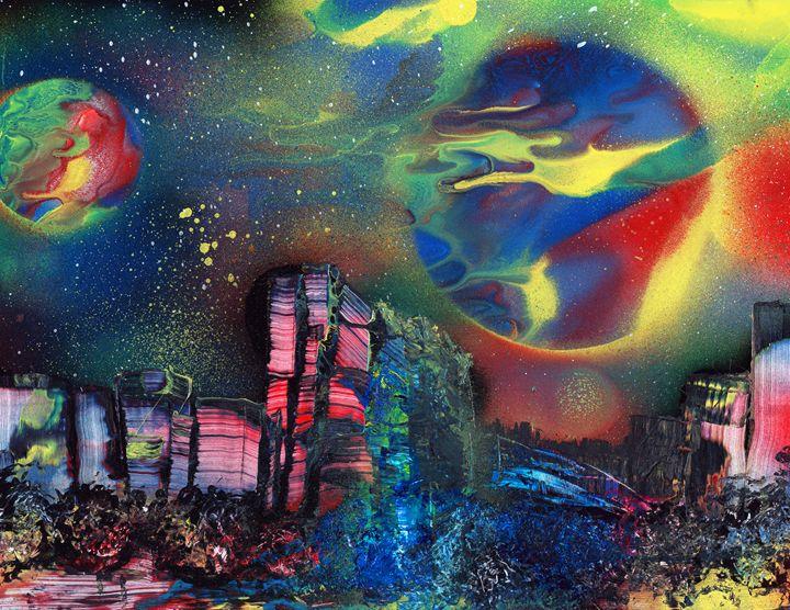Glowing Sky - Michael Cicirelli