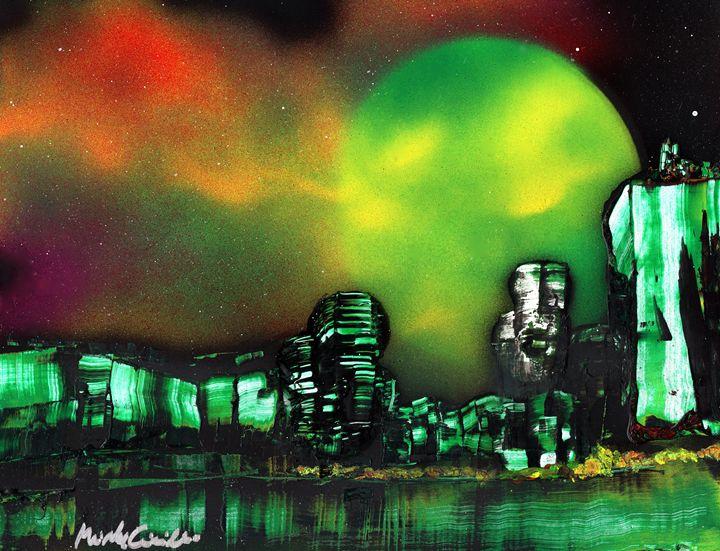 Emerald Moon - Michael Cicirelli
