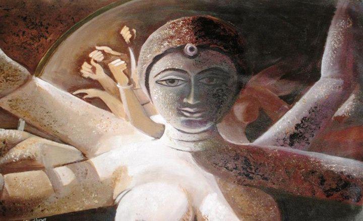 Aadya Pujor - Art a Thrilling Spark