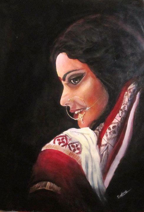 Anupama - Art a Thrilling Spark