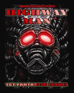 HIGHWAY MAN VARIANT COVER