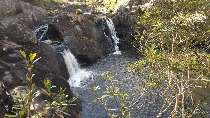 Wappa Falls Australia - Art By Rhi Rhi