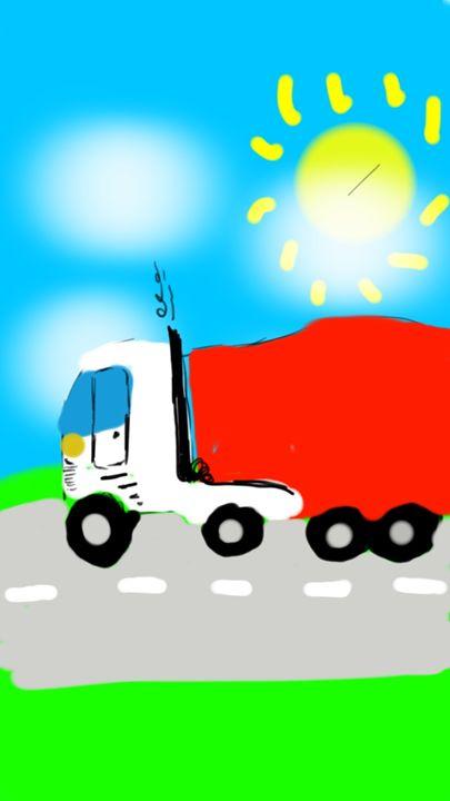 Lorry - Edward Molyneux