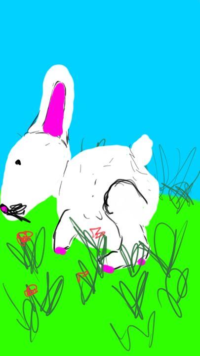 Rabbit - Edward Molyneux