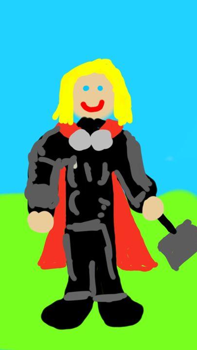 Thor - Edward Molyneux
